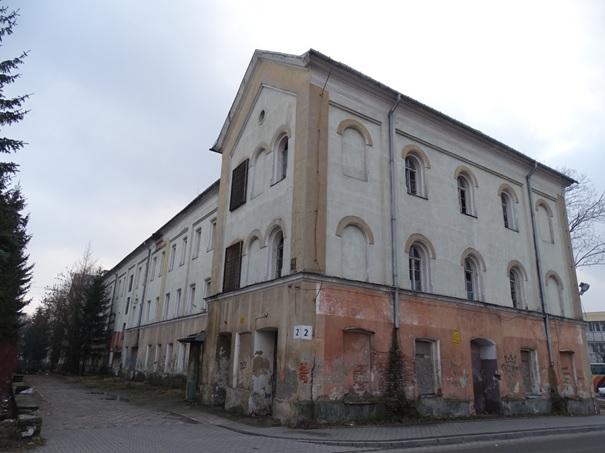 """EKSPERTYZA TECHNICZNA budynków """"Koszarowiec 1""""  i """"Koszarowiec 2"""""""