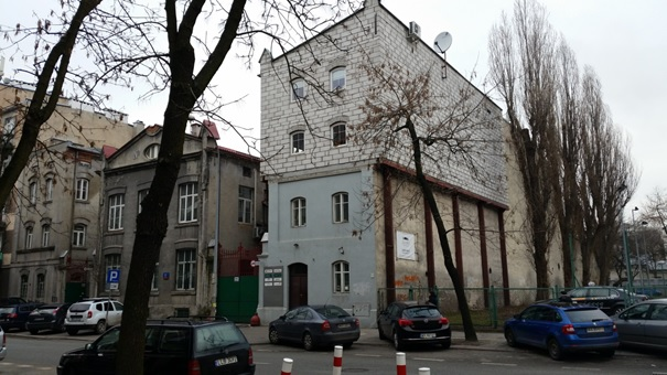 EKSPERTYZA TECHNICZNA zespołu budynków zlokalizowanych Warszawie